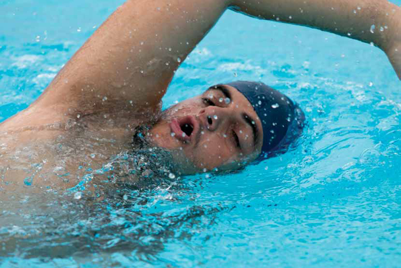 Ιδιαίτερα Μαθήματα Κολύμβησης