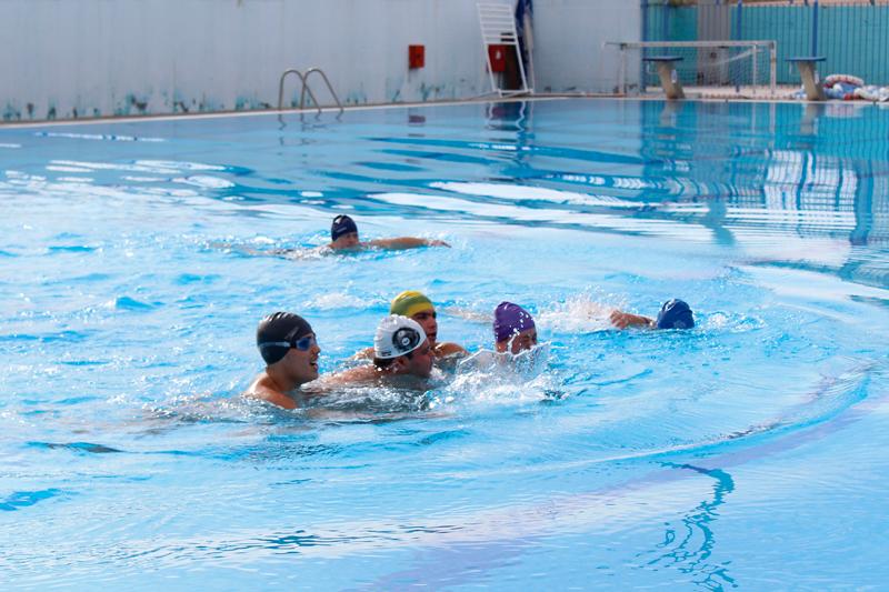 Ομαδικά Τμήματα Κολύμβησης